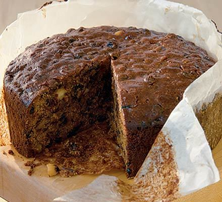 Simple Caribbean Fruit Cake Recipe