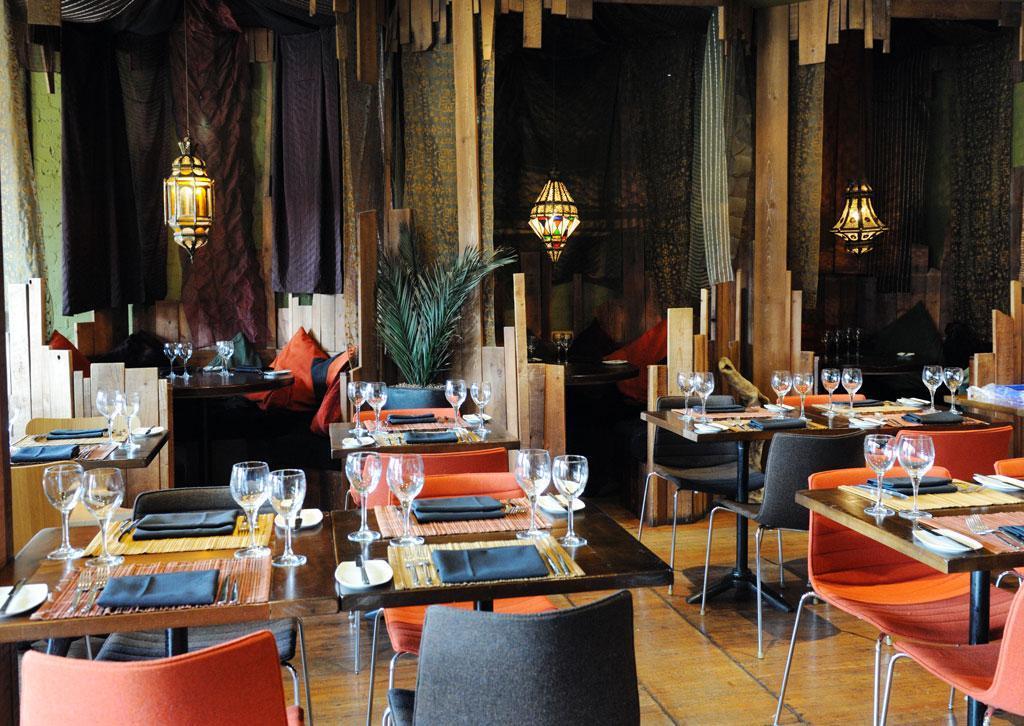 Hotel Maiyango Restaurant Review